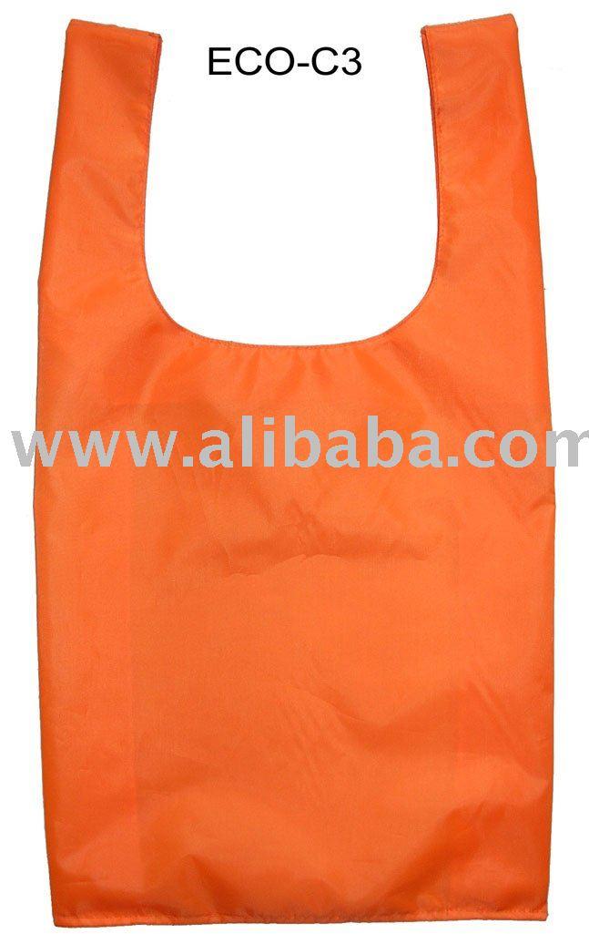 ecosilk bags, ecosilk shopping bags, reusable bag, nylon bag, polyester bag