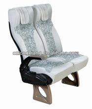 luxury cloth bus seat