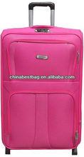 Wheeled Travel On Board Trolley Luggage Suitcase Flight Bag Case Bag Trolley