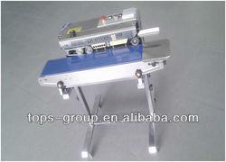 hot sale full automatic bag sealing machine/bag sealer machine/plastic bag sealer