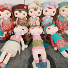 lovely kids plush stuffed angela dolls