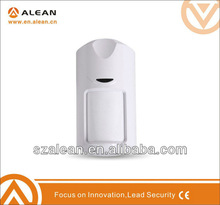 Outdoor dual passive infrared&microwave motion sensor intrusion alarm