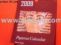 Egyptian Calendar, Book Mark, Costar