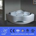 Bañera para masaje sexual HANSE/baño de latón y ducha bañera mixta HS-B226