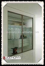 High quality custom made sliding door wardrobe bedroom furniture
