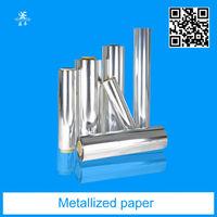 Supplier Metallized Paper For Beer Bottle