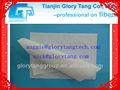 Natural de madera + poliéster / viscosa / no tejida de polipropileno, Spunlace nonwoven cloth tela no tejida para toallitas húmedas