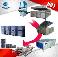 Cheap Cost 1MW 3MW 5MW PV Solar Panel Making Machine System