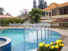 RainBow bridge spa waterfall for outdoor pools