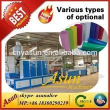 PP PE PET sheet production line
