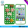 New silicon case animal case for iphone 4