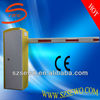 Heavy Duty Electric High Security Car Parking Barrier Gates for Airport Car Access Control