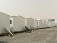 PORTABLE CABINS / PREFAB LIVING UNITS