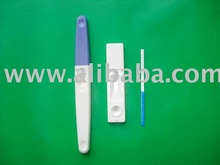 HCG Pregnancy Rapid Test strip/device/midstream