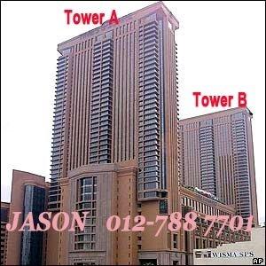 Berjaya Times Square Serviced Apartment