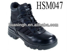 LX,black security equipment middle ankle outdoor camping hiking tactical boots