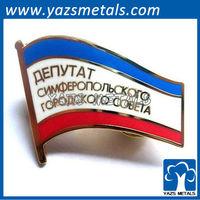 custom metal badge, souvenir medal