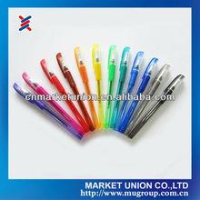 best design colorful gel pens for children