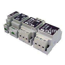 AC Mains Lightning Protector And Surge Suppressor range (Class 2 and 3 Lightning Arrestors BS EN 62305)