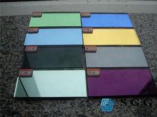 High quality unique color mirrors provider (silver,aluminum,black,blue,bronze)