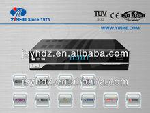 FTA SD digital receptor satellite DVB-S2