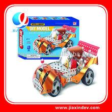 intelligence toys diy model race car for sale