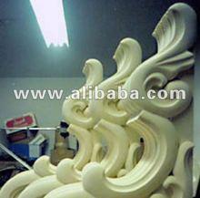High density polyurethane foam