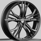 Certificates TUV, DOT, CE, VIA, JWL Approved Alloy Wheels