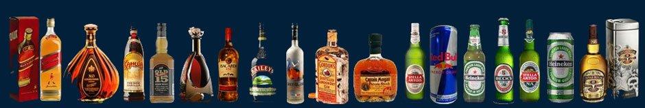 uluslararası markaları likörler