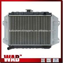 High Quality For aluminium radiator for kawasaki