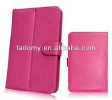 Universal Leather Case for 8 Inch Tablet PC