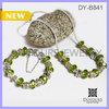Fashion Design 2013 Wholesale China Fashion Alloy Charm Bracelets And Necklaces