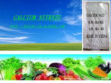 calcium nitrate fertilizer for agriculture