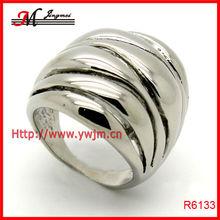 R6133A Jingmei palladium ring jewelry