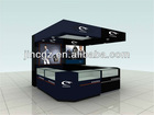 2013 fashion watch showroom design and mall kiosk design hot sale!