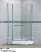High quality fashion hot sale russian shower room