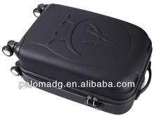 fashion elegant 24 inch polycarbonate trolley luggage