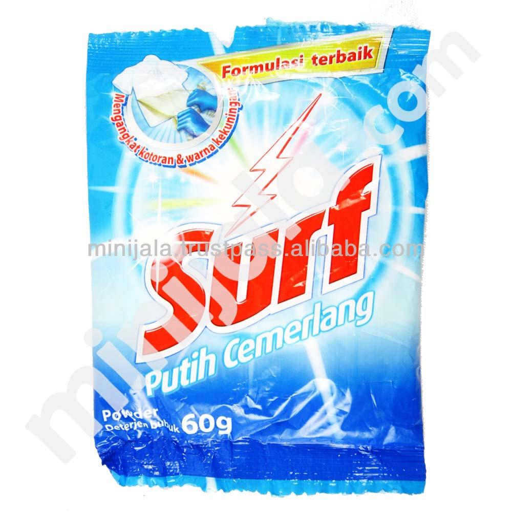SURF detergent & washing powder