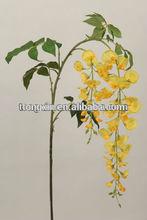 27434 142 centimetri il appositamente progettato viola glicine, cina è ricco di esperienza fiore di seta ingrosso