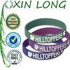 elephant silicone armbands usa style silicone bracelets