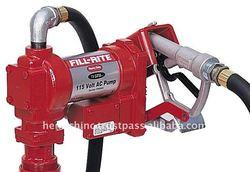 Fill Rite FR310V - 115 / 220 Volt AC 35GPM Heavy Duty Diesel Fuel Transfer Pump