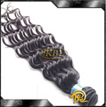 Grandes longitudes de pelo extensiones, pura 100 brasileño profunda onda del pelo