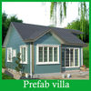 2013 Modern Prefabricated Houses Light Steel Villa