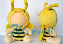 18cm Bee 3D Face Doll