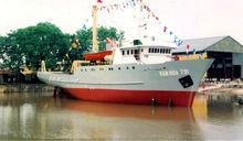 The Fishing Boat Model 600 HP Boat