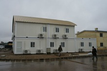CN31-PWE Modular system accommodation container house for mining site
