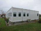 CN41- PU -APPLE modular container house classroom