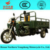 bajaj three wheel large cargo motorcycles