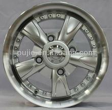 Auto Alloy Rims 22inch Silver VIA