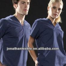 unisex nurse scrub uniform export to usa and canada